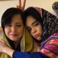 تبریک جالب ملیکا شریفی نیا به خواهرش به مناسبت تولدش!