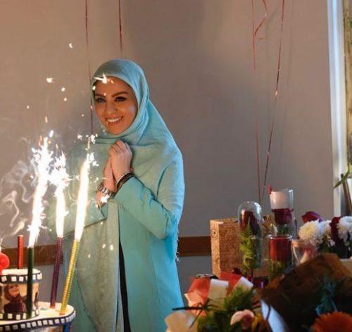 جشن تولد مبینا نصیری