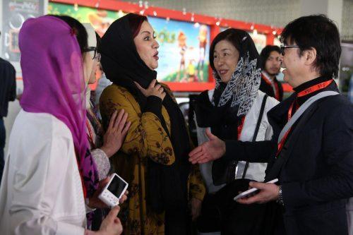 مریلا زارعی در جشنواره فجر
