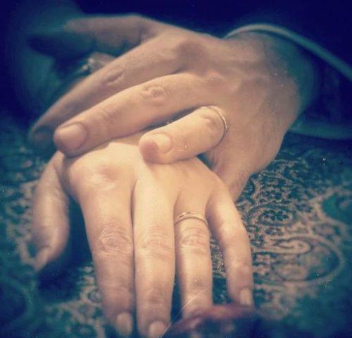 ازدواج مهسا ملک مرزبان