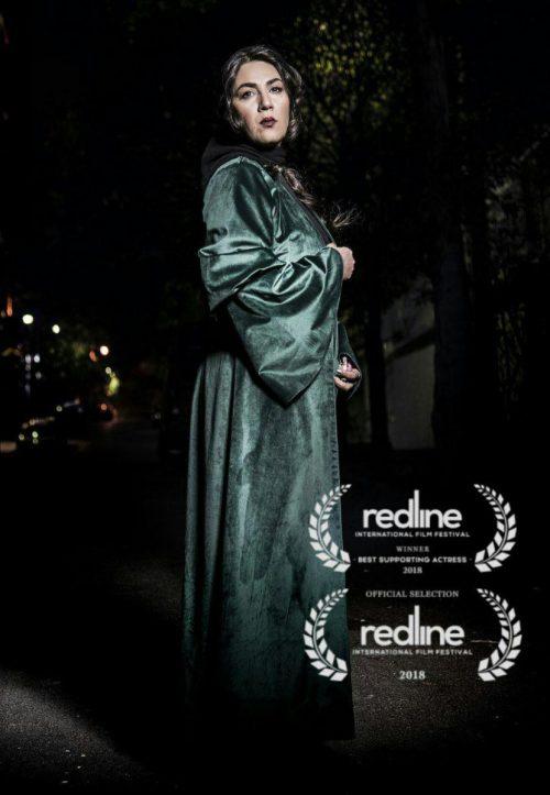 ستاره اسکندری برنده جشنواره ردلاین