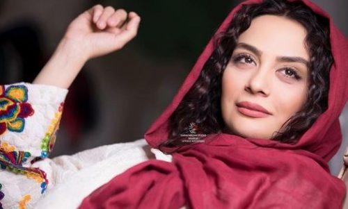 مارال فرجاد بازیگر سریال رهایم نکن