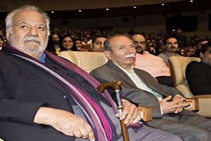 صحبت های علی نصیریان و بهروز وثوقی درباره ناصر ملک مطیعی!