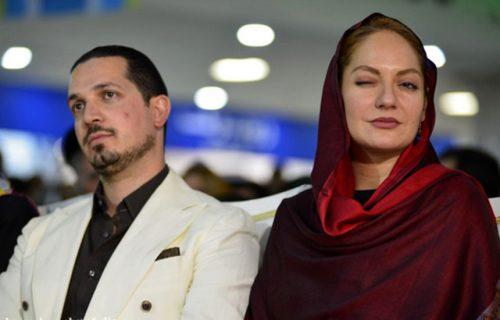 اتهامات همسر مهناز افشار