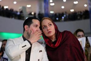 آخرین توضیحات مهناز افشار درباره اتهامات همسرش!