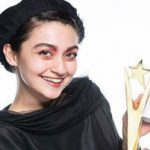 نگار مقدم بازیگر جوان کشورمان در جشنواره شانگهای افتخارآفرین شد!