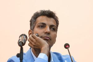 انتقاد مجری تلویزیون از گزارشگری عادل فردوسی پور در بازی ایران و مراکش!