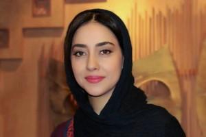 عکس جنجالی بهاره کیان افشار با لباس عروس!