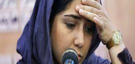 واکنش باران کوثری بازیگر سینما به درگذشت ابوالفضل زرویی نصرآباد