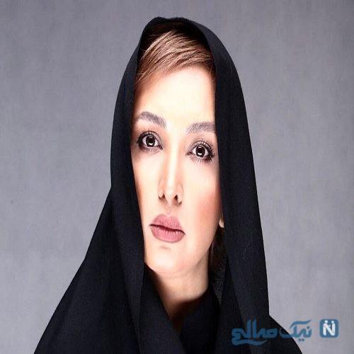روناک یونسی بازیگر ایرانی با لباس محلی در یک سریال + عکس