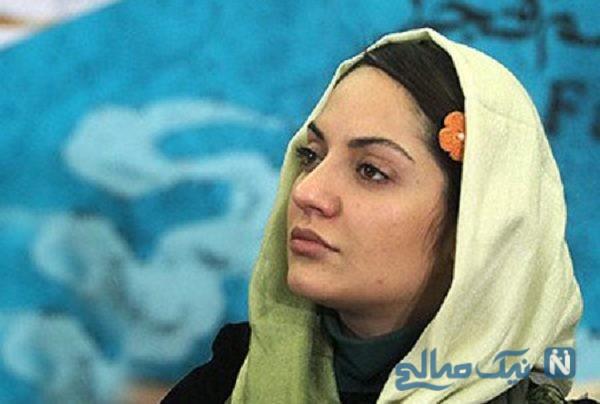 مهناز افشار با خواهر و خواهر زاده اش در جشنواره فیلم فجر