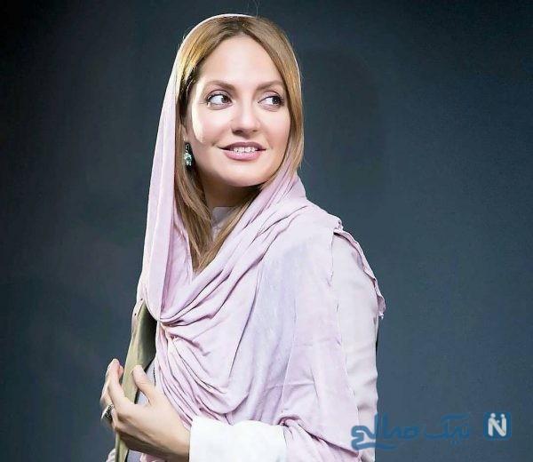 مهناز افشار با خواهرش
