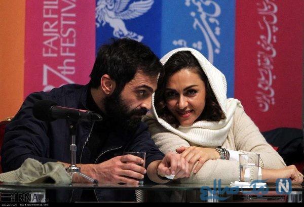 کوچکترین بازیگر جشنواره فیلم فجر ۹۷ + عکس