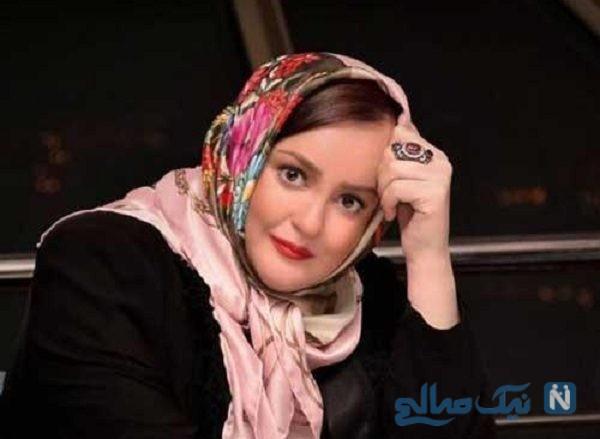 جشن تولد مادر نعیمه نظام دوست بازیگر ایرانی / عکس