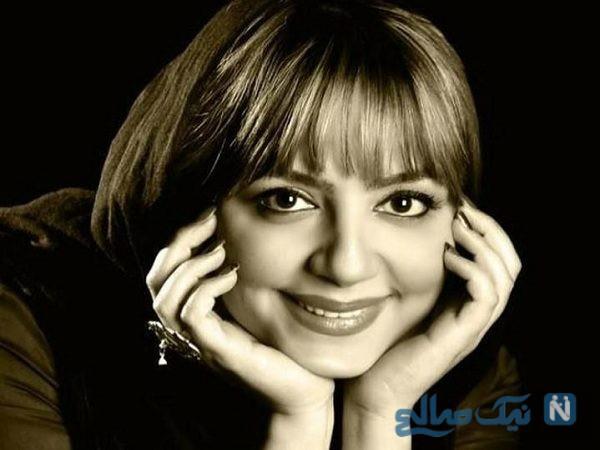 تصویری از استایل جدید لیلا برخورداری بازیگر ایرانی