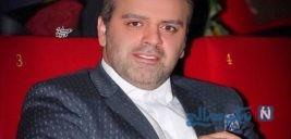 آقای بازیگر ایرانی درکنار کلیسای نوتردام فرانسه