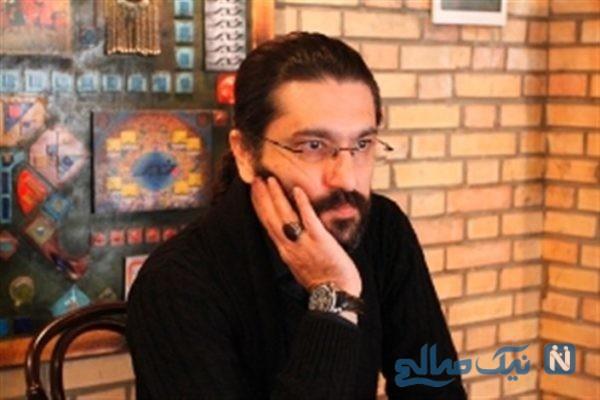 امیرحسین مدرس