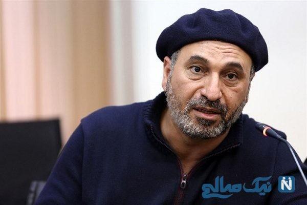چهره متفاوت حمید فرخ نژاد بازیگر ایرانی در خارج از کشور