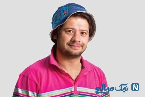 شوخی علی صادقی با خانم بازیگر مشهور + عکس