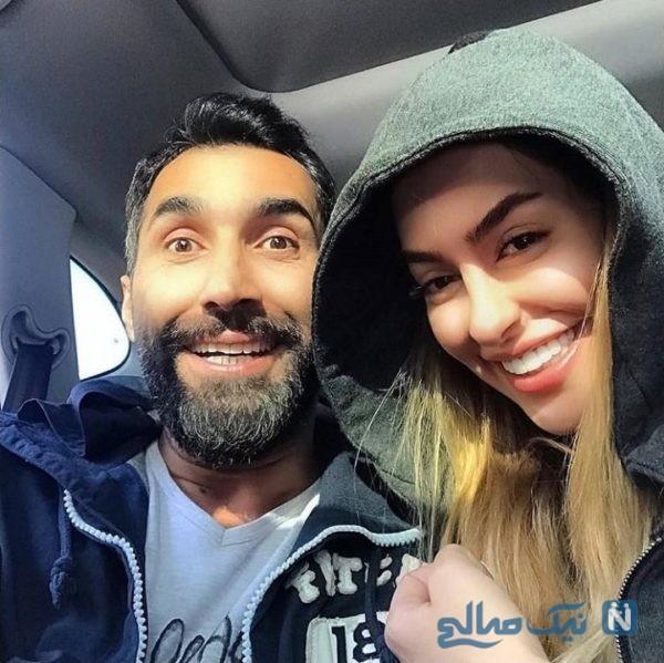 تازه عروس و داماد سینمای ایران