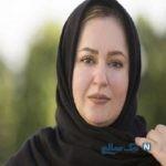 خانم بازیگر مشهور ایرانی هر روز لاغرتر از دیروز + عکس