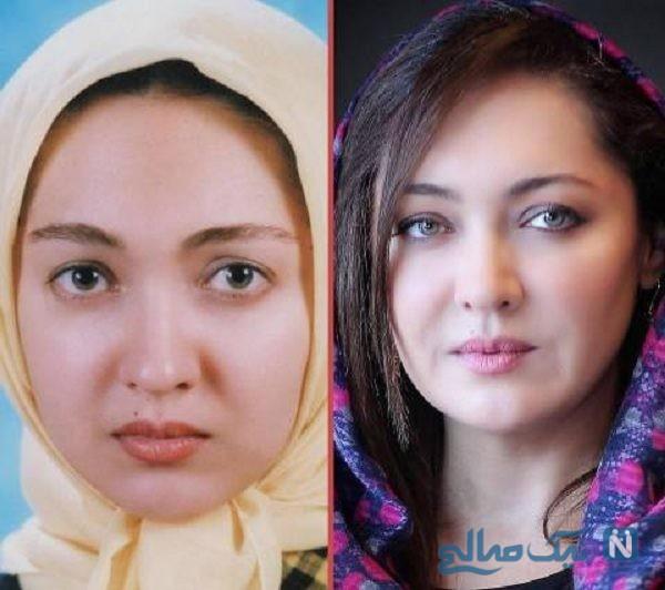 نیکی کریمی بازیگر ایرانی
