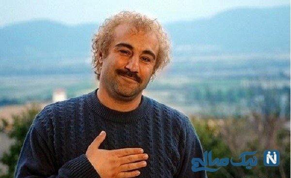 چهره عجیب و جدید محسن تنابنده بازیگر سینمای ایران