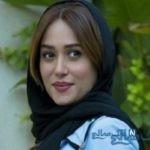 ظاهر متفاوت پریناز ایزدیار بازیگر سینما در فیلم جدیدش