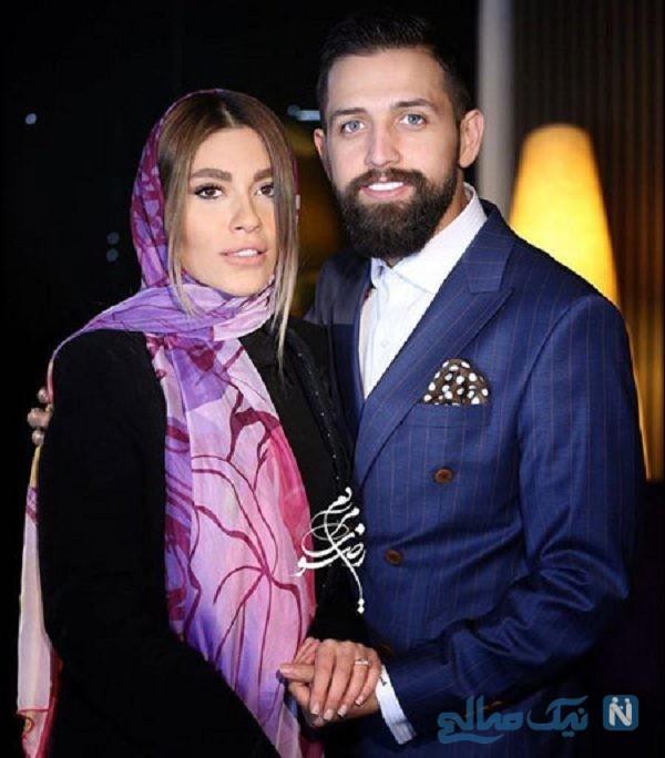 ازدواج محسن افشانی