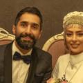 عاشقانه هادی کاظمی و همسرش در دل طبیعت