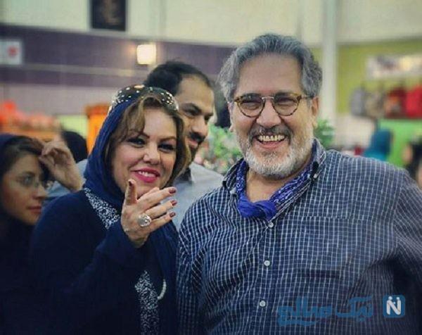 عکس جدید زوج پیشکسوت بازیگر در سینمای ایران