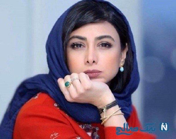 آزاده صمدی بازیگر