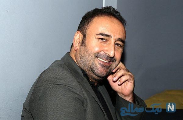 مهران احمدی بازیگر