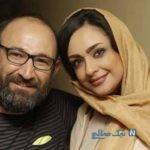 بازیگر سریال پایتخت درکنار همسر و دخترش