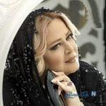سلفی بهاره رهنما بازیگر زن ایرانی با یک پسر تپل مپلی