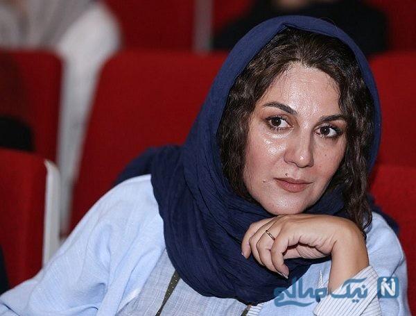 تیپ ستاره اسکندری در جشن خانه سینمای ایران