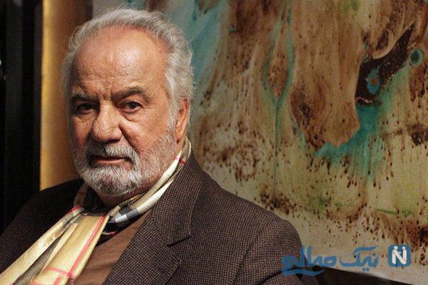 سنگ مزار ناصر ملک مطیعی و علت مخدوش شدن آن