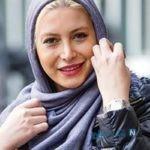 فریبا نادری بازیگر سریال ستایش در فرانسه + ویدیو و عکس