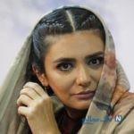 تیپ اسپرت لیندا کیانی بازیگر سینما در اکران فیلم سینمایی مطرب