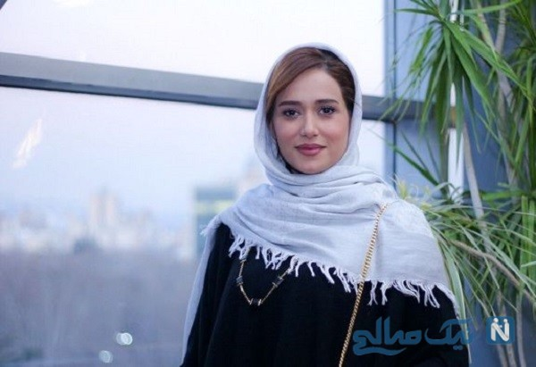پریناز ایزدیار بازیگر سینما ، محو در شلوغی مترو تهران