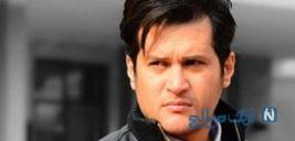تغییر چهره خفن سیاوش خیرابی بازیگر ایرانی