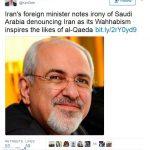 واکنش دیده بان حقوق بشر به مقاله محمد جواد ظریف