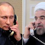 جزییات گفتگوی تلفنی پوتین با حسن روحانی