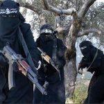 صحبت های عجیب دختر آلمانی عضو داعش!