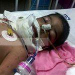 جدال متین کوچولو سه ساله با مرگ پایان یافت !