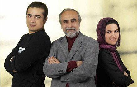 سپند امیرسلیمانی: به جای پدرم اسدالله علم شدم+تصاویر