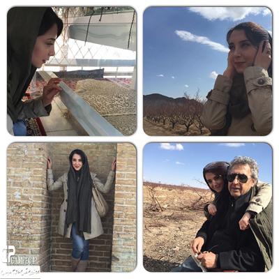 جدیدترین عکسهای سحر جعفری جوزانی بازیگر زن ایرانی+تصاویر