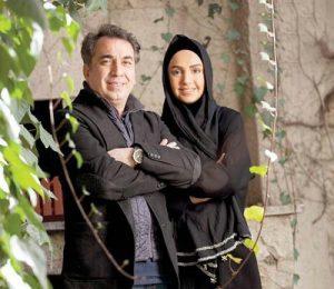 جزئیاتی از زندگی خصوصی سیامک انصاری و همسرش طناز + عکس