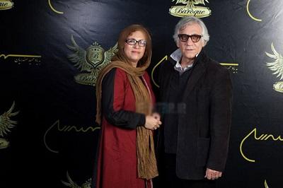 رویا تیموریان و مسعود رایگان، زوج خوشحال! +عکس