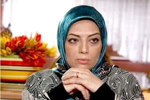 نارضایتی خانم بازیگر از سریال های تلویزیون!+تصاویر